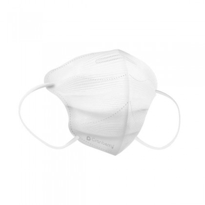 Cranberry 360™ 4-Ply ASTM Level 3 Earloop Face Mask 40's