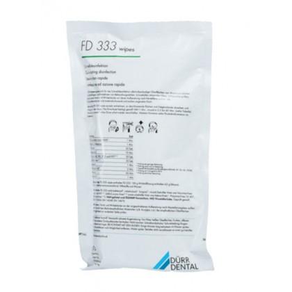 Dürr Dental FD333 Surface Wipes Refill 12 Packs