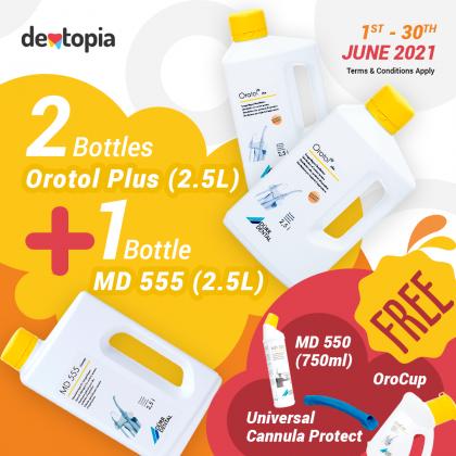 Dürr Dental Bundle Deals [June 2021] Buy 3 Free 3