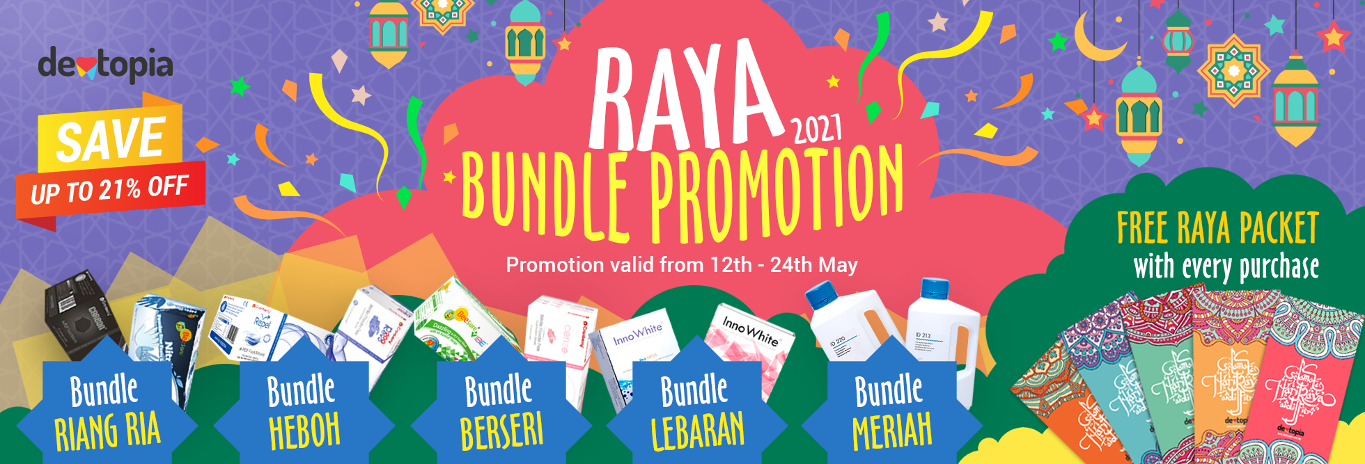 Raya Bundle Promotion 2021
