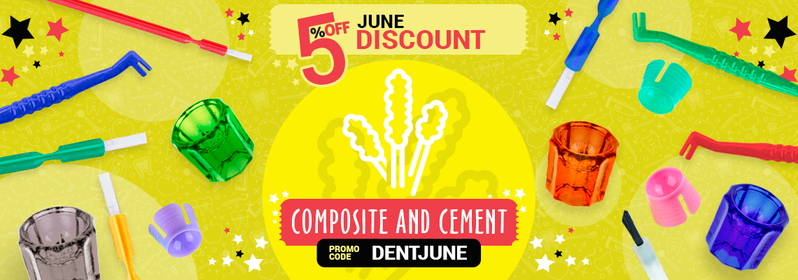 5% June Discount - Composite and Cement